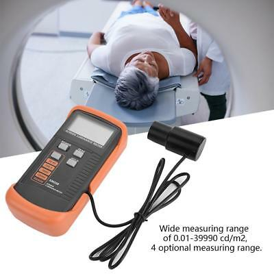 SM208 Screen Brightness Meter Portable Luminance Meter w/ Mini Light Detector UK