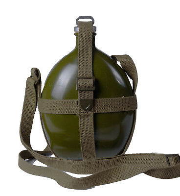Surplus Wwii Ww2 Chinese Kmt Kuomintang Army Canteen -31879