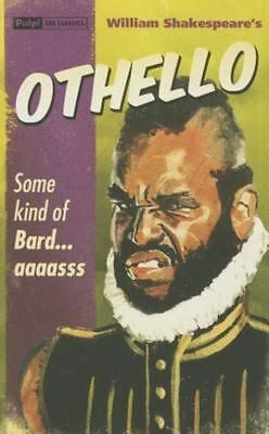 Othello (Pulp! the Classics) by William Shakespeare, NEW Book, (Paperback) FREE