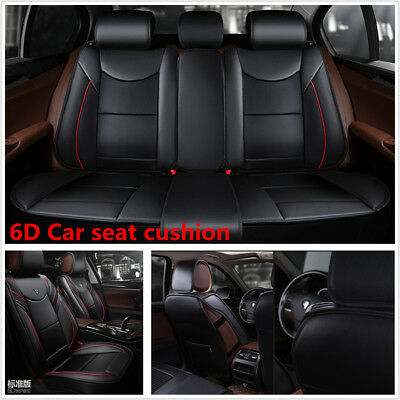 6D Standard Edition 5-Seat Car Seat Covers Accessories Protector Seat Cushion