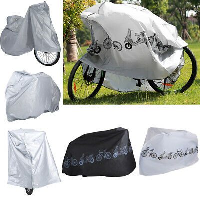 Waterproof Motorcycle Motor Bike Scooter Street Bike Cover UV Dust Protector LY
