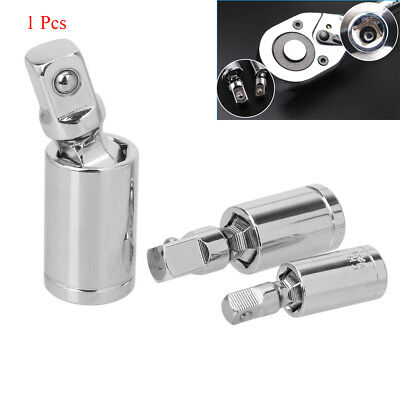 Wrench Ratchet Extension Bar Swivel Universal Joint Socket Adapter Sleeve