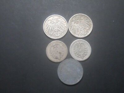 3859 - Germany - Five Coins