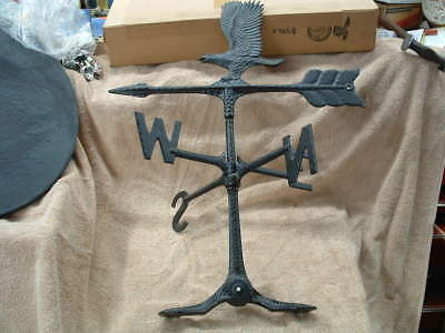 Old Century Forge Brand New Old Stock Eagle Weather Vane Made In Usa