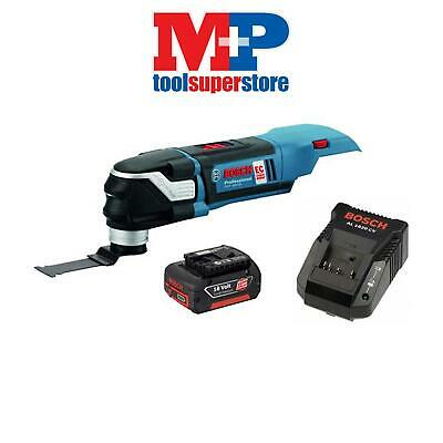 Bosch Gop 18V-28 18 Volt Cordless Multi Tool 1X 3.0Ah Battery (Reconditioned)