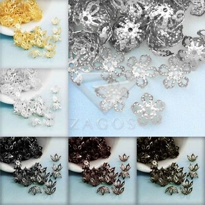 Wholesale 1000Pcs Tube Czech Glass Spacer Beads 8x2mm For Jewelry Making DIY