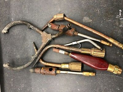 Lot of Parts for Welder Torches