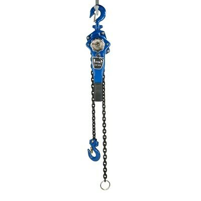 750kg Lever hoist block ratchet winch pull lift 0.75T chain hoist tensioner lift