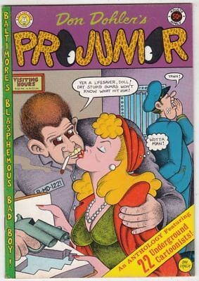 Pro Junior # 1 Strict FN/VF Dozens of the finest artists contirbuted this issue
