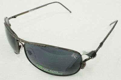 "New Fortress Eyewear KREED ""King of Cool"" Mens Polarized Sunglasses (Wire Frame)"