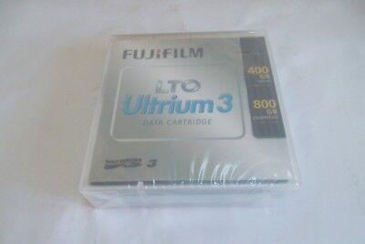 Fujifilm LTO Ultrium 3 Data Cartridge 400GB Native 800GB Compressed 5 x Pieces