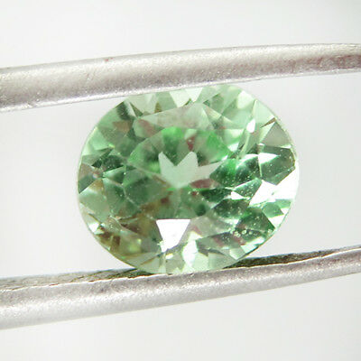 1.66 Cts Extreme Top Fire Luxurious Clean Mint Greenish Yellow Demantoid Garnet