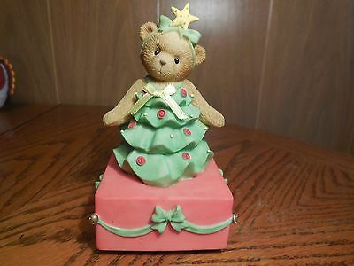 Cherished Teddies 2007 Music Box Figurine