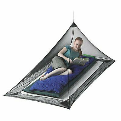 SINGLE PERMETHRIN Portable Canopy Insect Folding Bed Netting Mosquito Net
