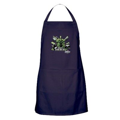 CafePress Hulk Slam Kitchen Apron (1238563404)