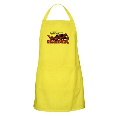 CafePress Deadpool Awesome Full Length Cooking Apron (259934193)