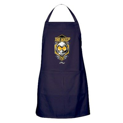 CafePress The Wasp Helmet Kitchen Apron (281726710)