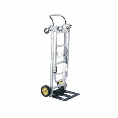 Safco Products Hide-Away Convertible Hand Truck 4050, Dual Function, 400 lbs.