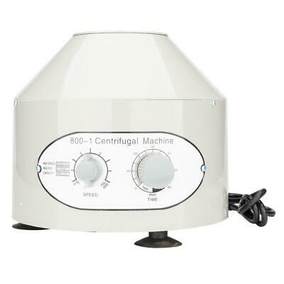 Electric Centrifuge Machine Lab Medical Practice 4000rpm Perfect for Medical New