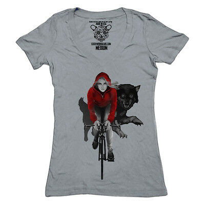 Clockwork Gears Chaperon Rouge Habits T-Shirt Cwg Chaperon Rouge Lad Lg Gry