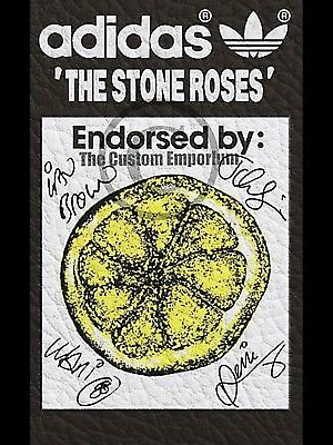 Adidas The Stone Roses Poster Fridge Magnet