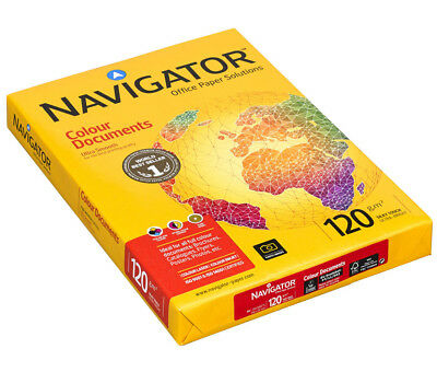 NAVIGATOR Kopierpapier Colour Documents A4 120 g/qm