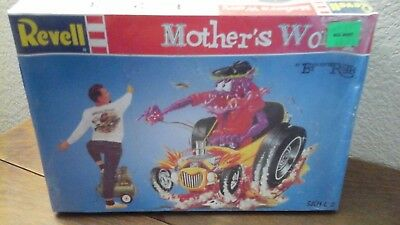Revell Rat Fink Model Kits Big Daddy Roth Mothers Worry