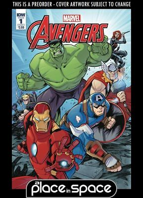(Wk52) Marvel Action Avengers #1 - Preorder 26Th Dec