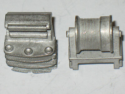 A Smith Auto Models 1/48 scale - Heavy Haulage - Towing Block & Winch