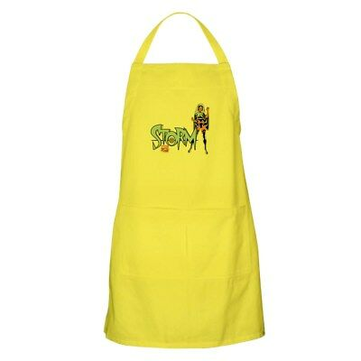 CafePress Storm Apron Full Length Cooking Apron (1260788534)