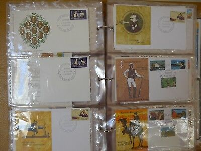(Stamps) First Day Covers - Large Collection