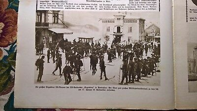 1915 Illustrierte 5 Pontresina Post St Gallen Avezzano Zeppelin Yarmouth Mecheln