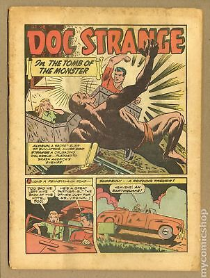 Thrilling Comics (Better/Nedor/Standard) #32 1943 Coverless 0.3