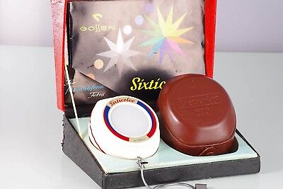 Fotometro Gossen Sixticolor Light Meter Selenium Cell Made In Germany New In Box