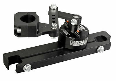 PRECISION RACING STEERING STABILIZER REPLACEMENT STEM CLAMP A