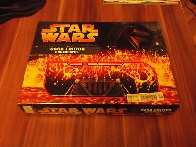 Star Wars Saga Edition Schach Chess Set 2005