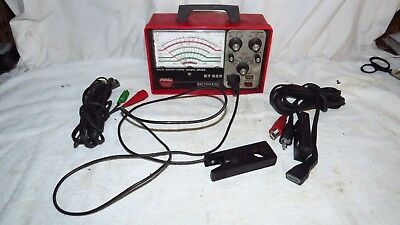 MAC Tools Engine Analyzer Tach/Dwell/Volts/Amps/Ohms ET925 With Manual & Cords