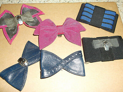 Lot Of Three Pairs Of Shoe Clips One Needs A Clip
