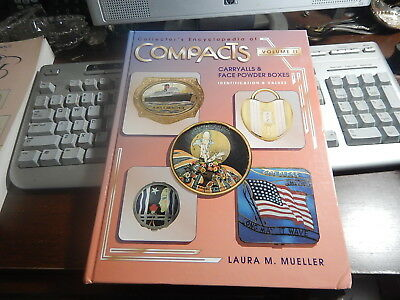 Antique reference book Compacts Volume II by Laura M. Mueller