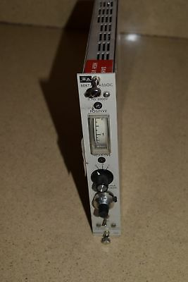 ^^ Bertan Assoc Inc Model 342 Power Supply Nim Bin Plug In (Tp290)