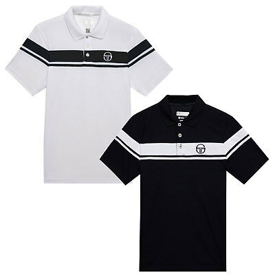 74a2be21 SERGIO TACCHINI ARCHIVIO Young Line Polo Navy Or White Various Sizes - EUR  36,30 | PicClick IT