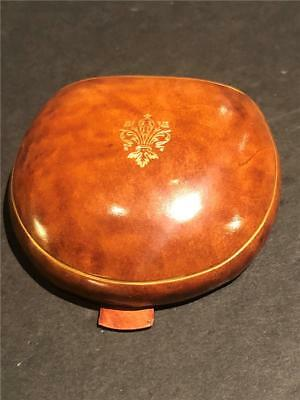 Vintage Unused Italy Florence Leather Change Coin Purse