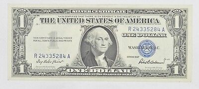 Crisp - 1957 United States Dollar Currency $1.00 Silver Certificate *416