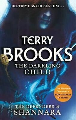 NEW The Darkling Child By Terry Brooks Paperback Free Shipping