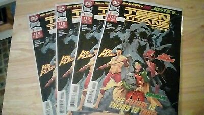 Teen Titans Special #1 1st Print NM 1st Appearance of Crush