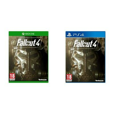 Fallout 4 Microsoft Xbox One / Sony PS4 Game