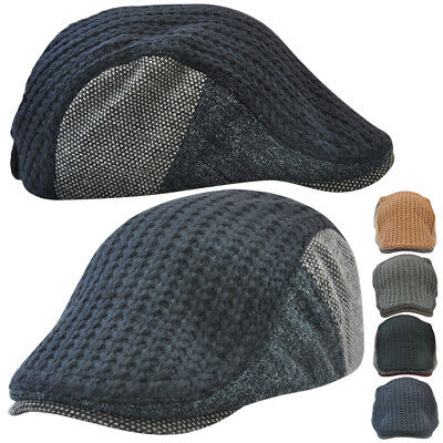 Fashion Winter Hats For Men Skullies Beanie Hat Winter Cap Wool Caps Knitted Hat