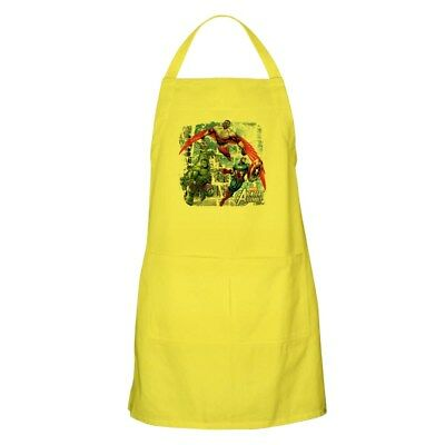 CafePress Falcon, Hulk, And Captain America Apron Cooking Apron (1272533382)