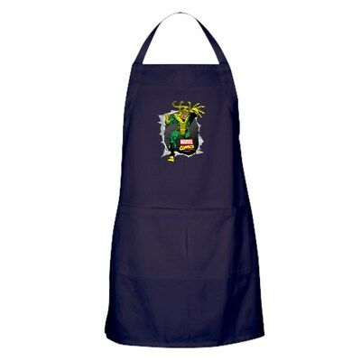 CafePress Loki Ripped Kitchen Apron (1274494157)