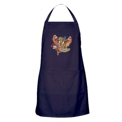 CafePress Falcon Ethnic Mix Kitchen Apron (1275342388)